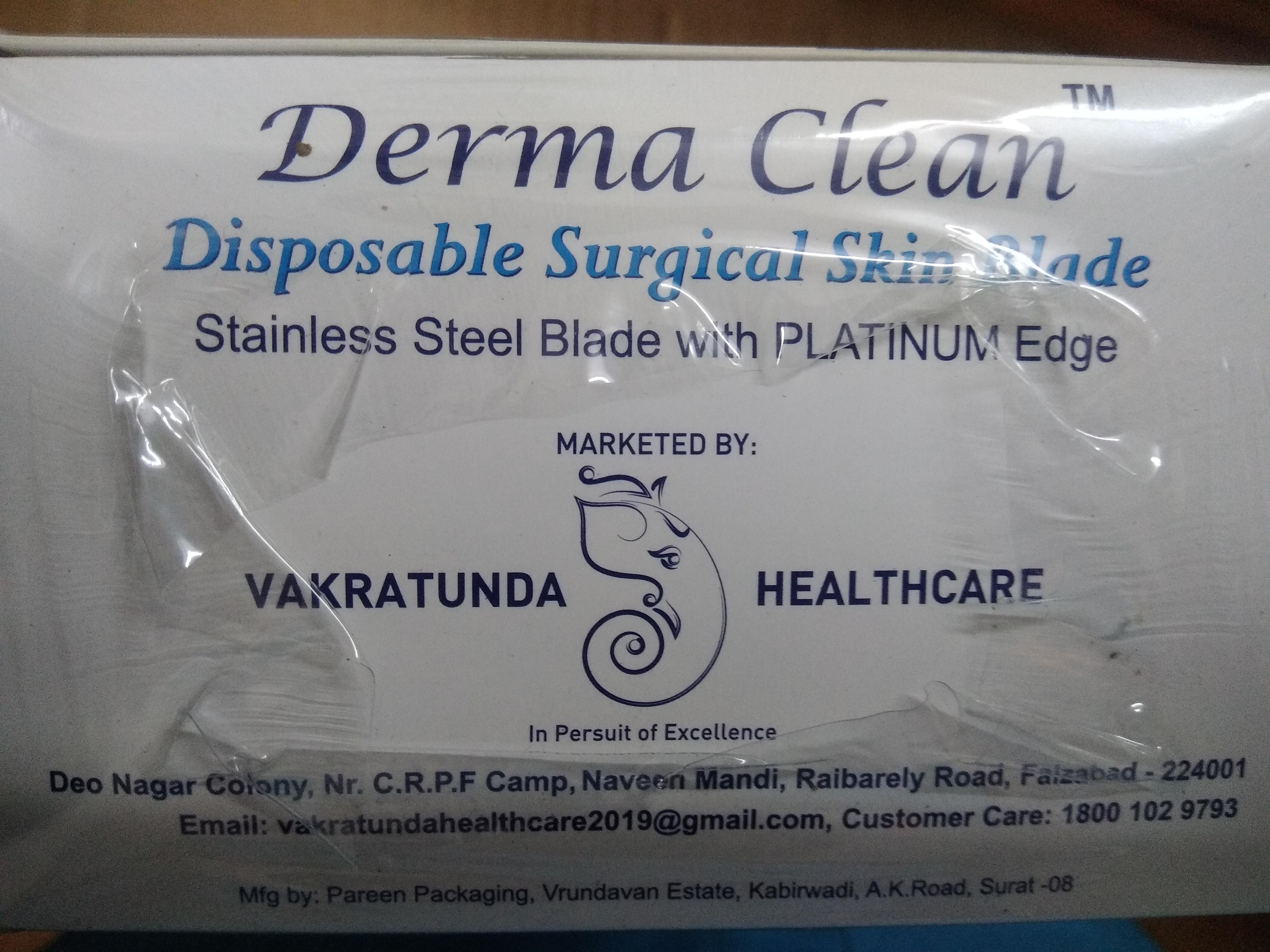 Disposable Skin Blades