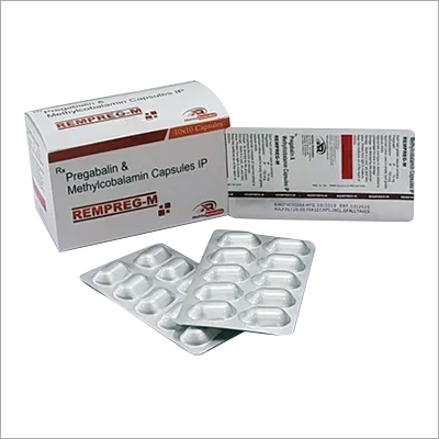 PREGABALIN 75MG + METHYCOBALAMIN 750MCG