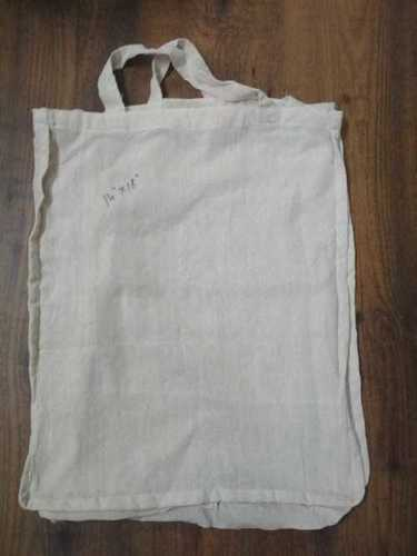 Cotton Cloth Bag with SIde Gusset