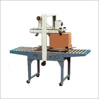 Corrugated Box Tapping Machine