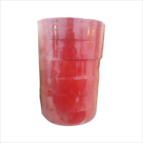Self Adhesive Red Color BOPP Tape