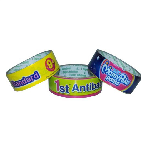 Self Adhesive Branding BOPP Tape