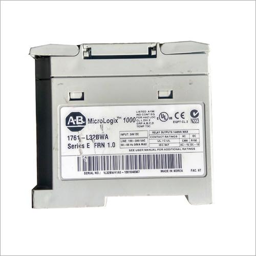 Model No-1761-L32BWA PLC Allen Bradley Micrologix 1000