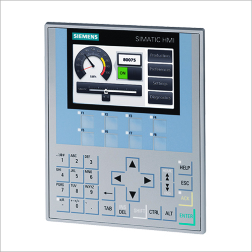 Model No-6AV2124 Siemens HMI