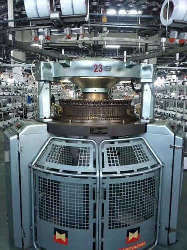 Welltex Interlock Knitting Machine