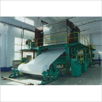 Automatic Waste Paper Recycling Plant