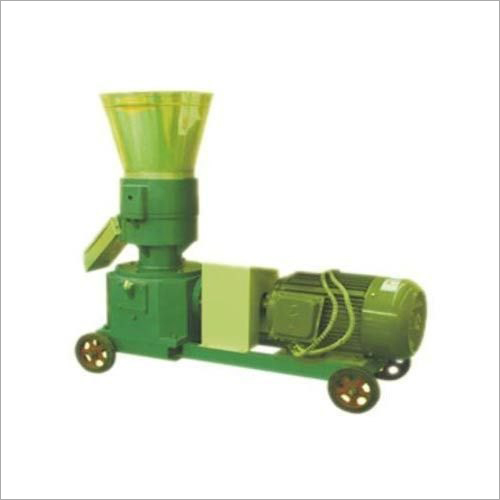Fully Automatic Organic Fertilizer Making Machine
