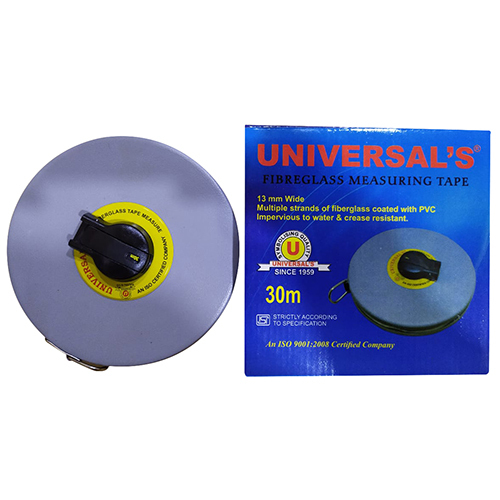 30m Fibreglass Measuring Tape