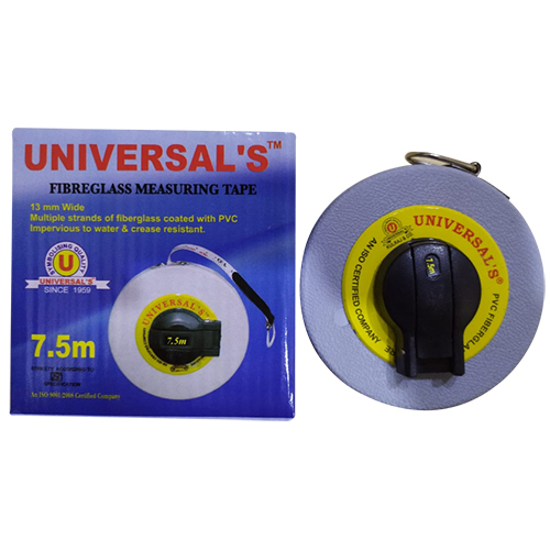 7.5m Fibreglass Measuring Tape