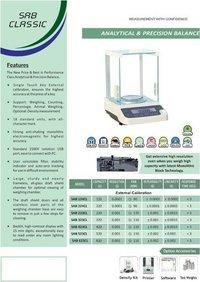 Digital Analytical Balances - 220GM X 1MG