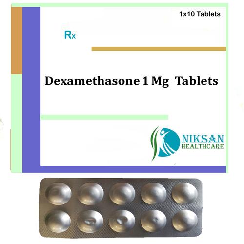 Dexamethasone 1 Mg Tablets