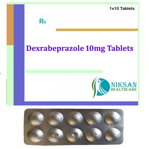 Dexrabeprazole 10Mg Tablets