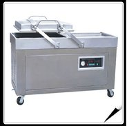 Double Chamber Stainless steel vacuum Chamber