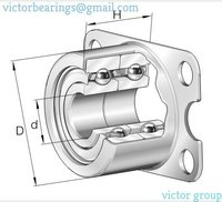 INA  Angular Contact Ball Bearing