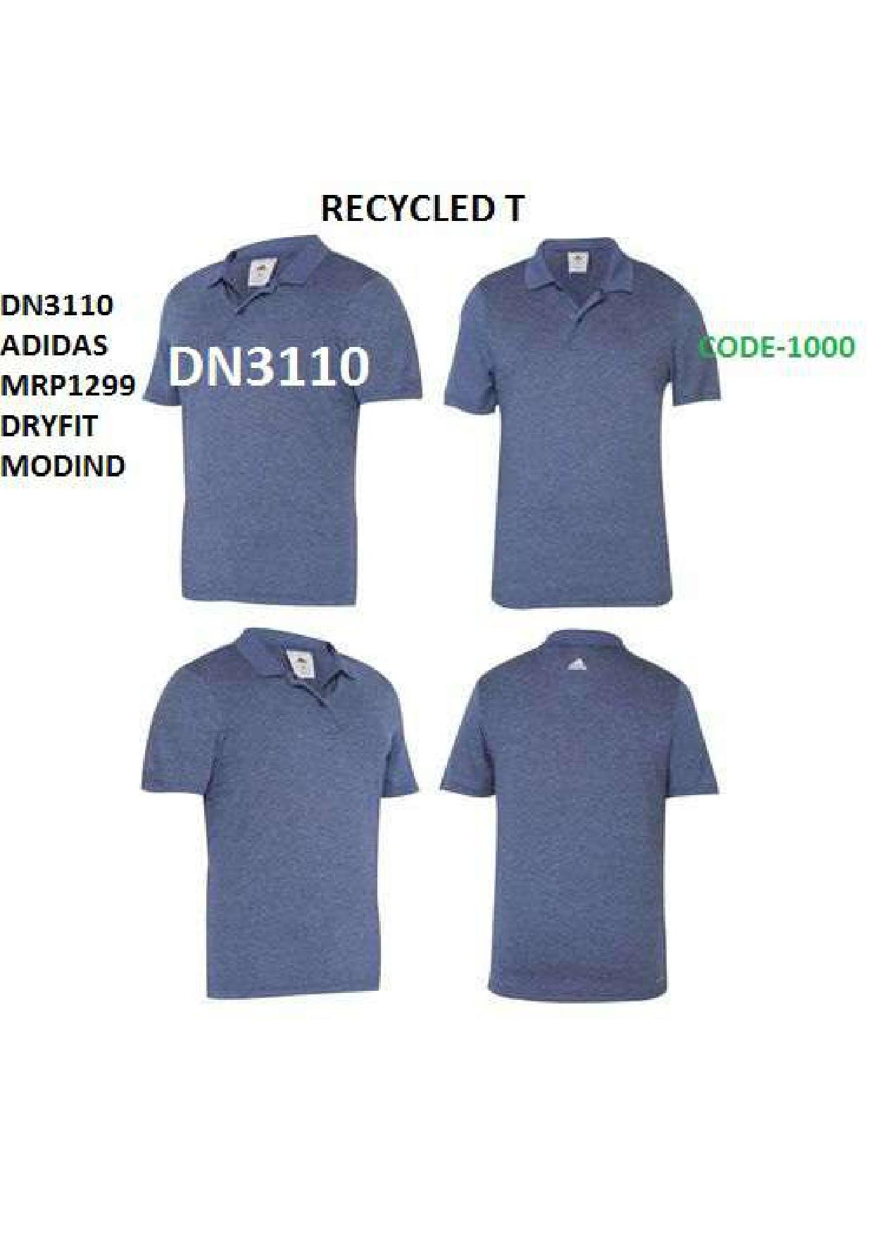 Adidas Casual T Shirt