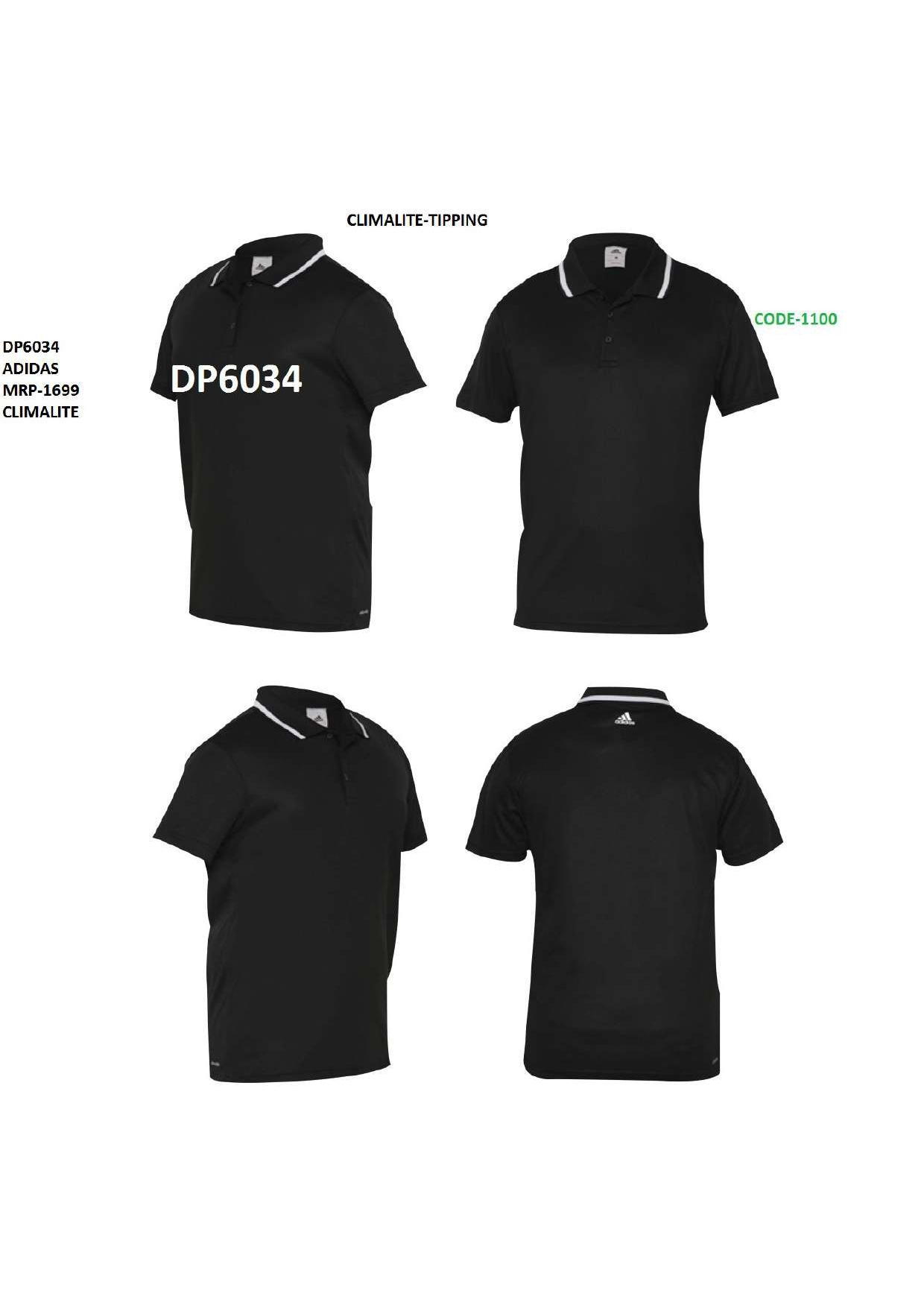 Adidas Back Logo T Shirt