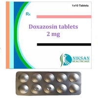 Doxazosin 2Mg Tablets