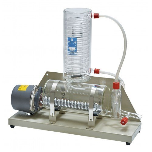 Water distillation unit,Borosillicate