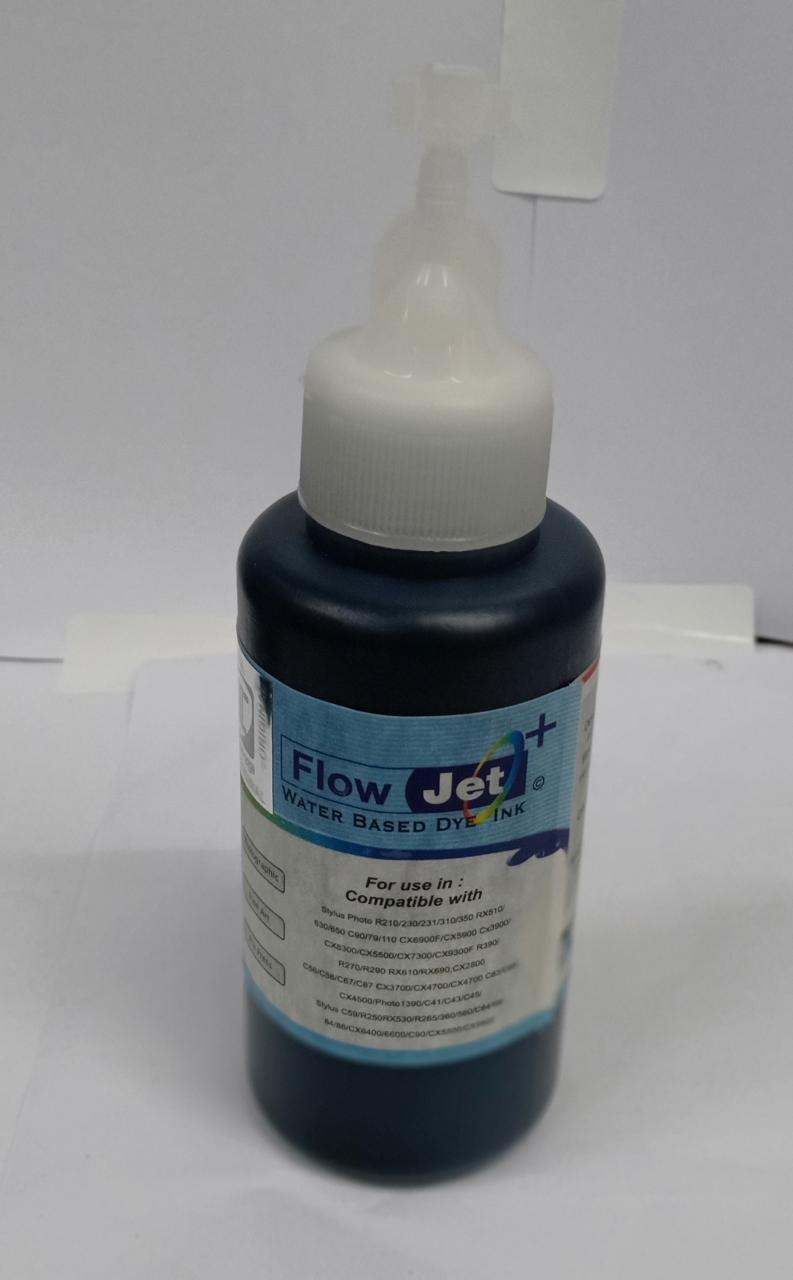 Flowjet Inks for Use In Epson Printer