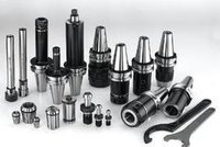 CNC VMC Toolings Collets & Tool Holders