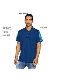 Adidas three line T Shirt