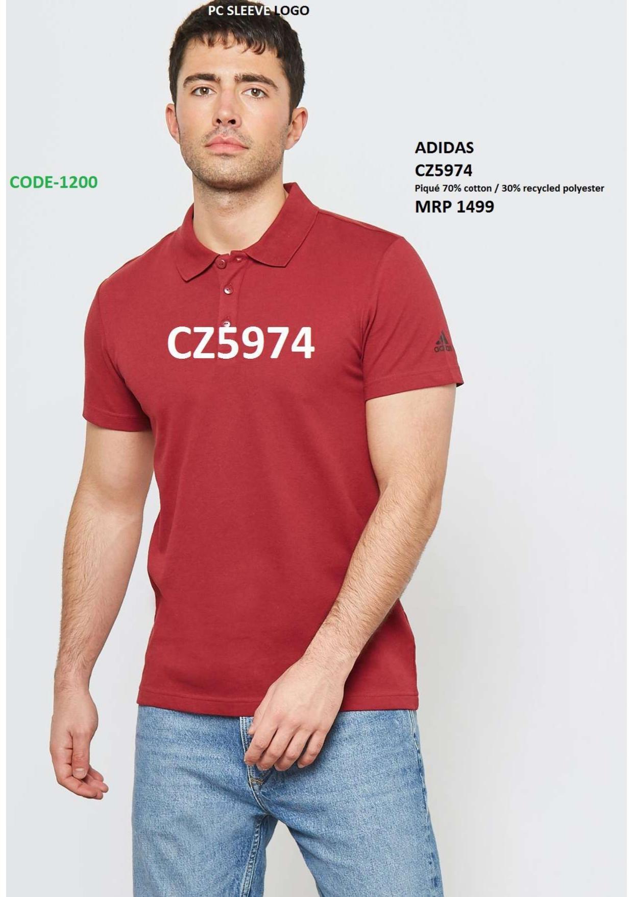 Adidas Sleeve Logo T Shirt