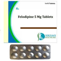 Felodipine 5 Mg Tablets