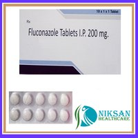 Fluconazole 200 Mg Tablets Ip