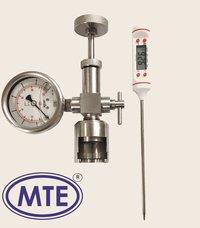气体容量测试器