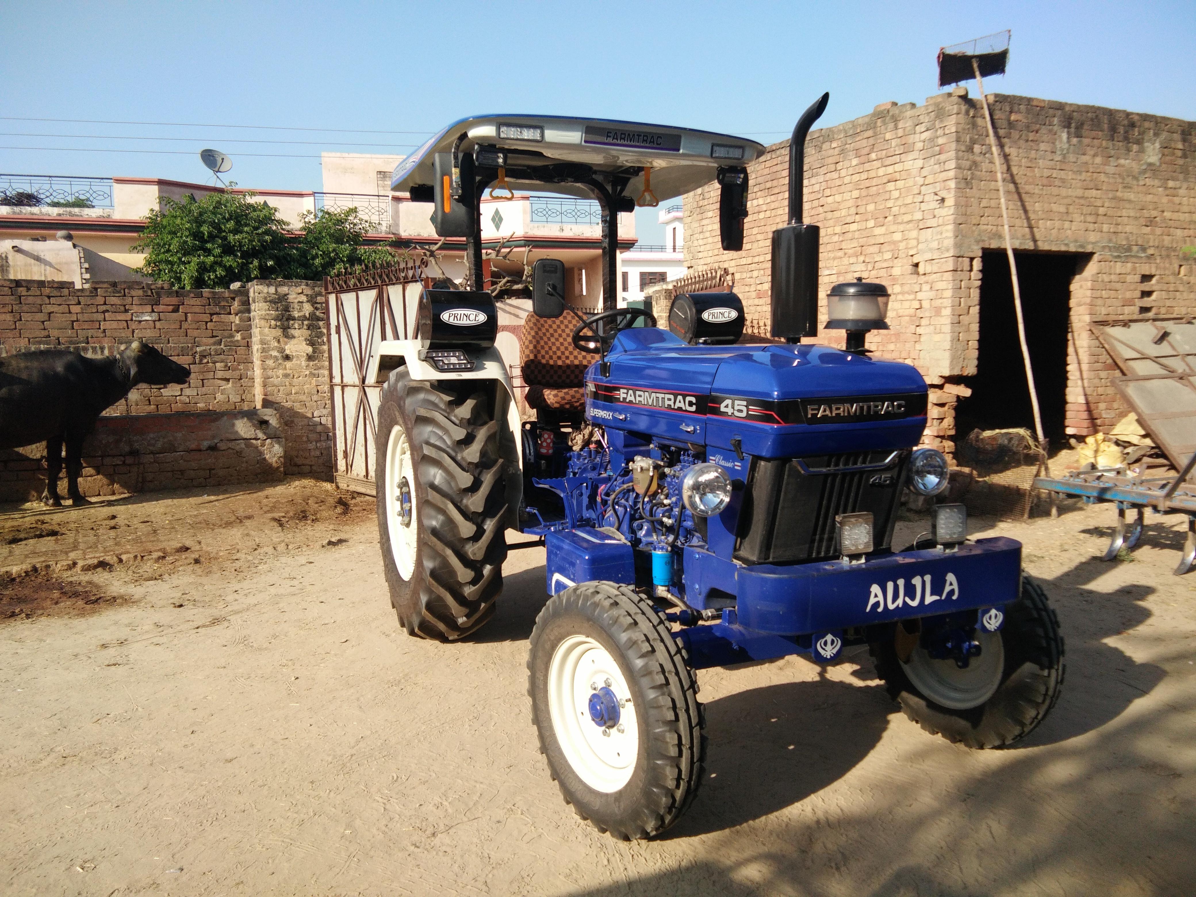 Farmtrac tractor fibre chattri