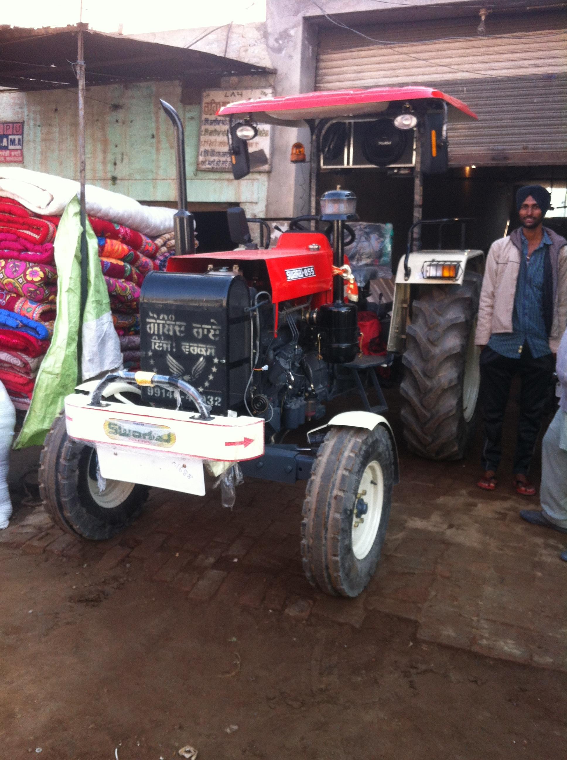 Swaraj takhar fibre hood
