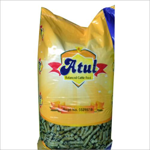 4000 Atul Milk Plus Cattle Feed