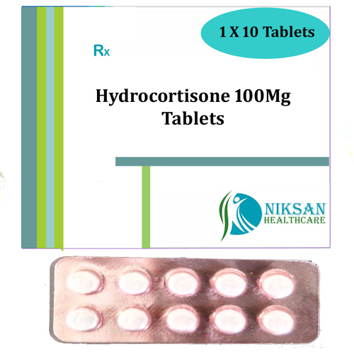 Hydrocortisone 100 Mg Tablets