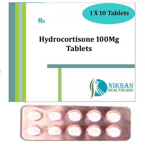 Hydrocortisone 100 Mg Tablets