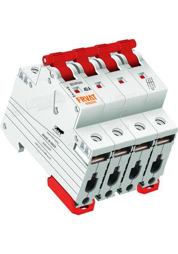Four Pole Isolators switch