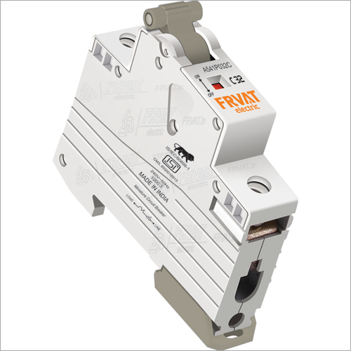 Single Pole Mcb Switch Certifications: Is/Iec 60898-1