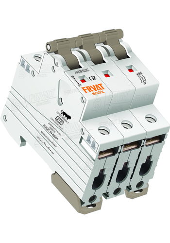 Three Pole Mcb Switch Certifications: Is/Iec 60898-1