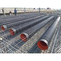 DWC Pipes For Sewerage