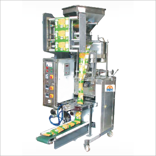 Pneumatic Type Automatic FFS Machine