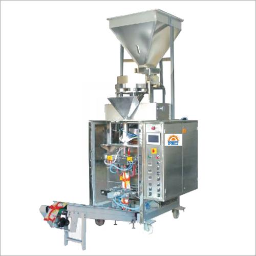 PLC Collar Type Cup Filler Machine