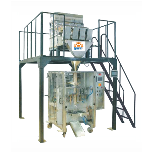 Automatic Collar Type Weigh Filler Machine