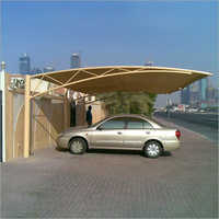 Car Parking Tensile Structure Canopy