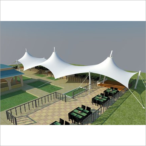 Outdoor Tensile Structure