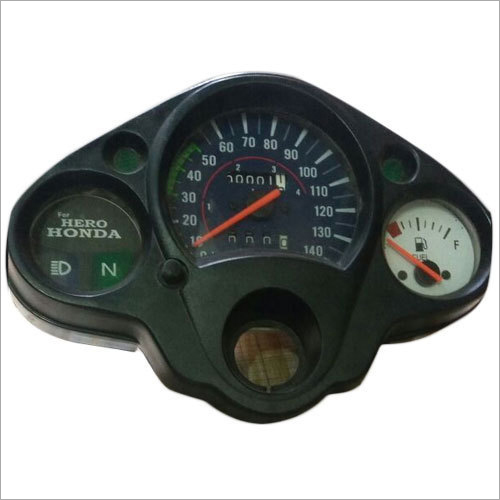 Motorcycle Analog Speedometer