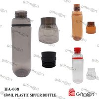 Sipper Plastic Bottle