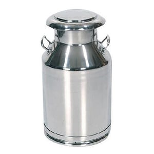 SS Quality Milk can