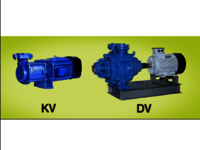 Cast Iron Double Stage Kirloskar Vacuum Pump