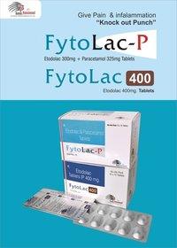 Etodolac 300mg + Paracetamaol 325mg
