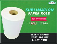 Sublimation Paper Roll 12.5