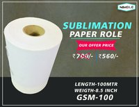 Sublimation Paper Roll 8.5